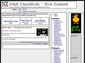 adult entertainment in nzpersonals co nz